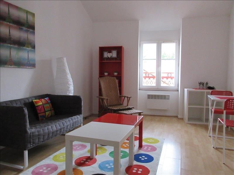 Vendita appartamento Voiron 56000€ - Fotografia 1
