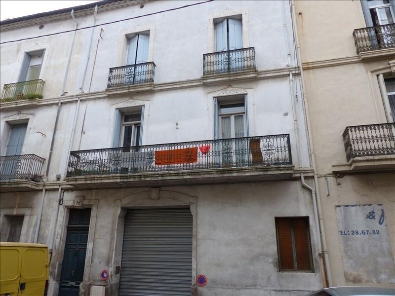 Vente immeuble Beziers 127000€ - Photo 1