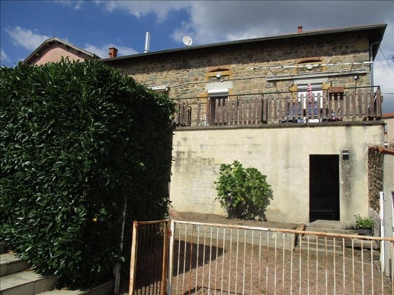 Vente maison / villa St symphorien de lay 139000€ - Photo 3