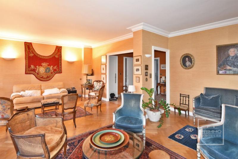 Vente de prestige appartement Lyon 6ème 970000€ - Photo 2