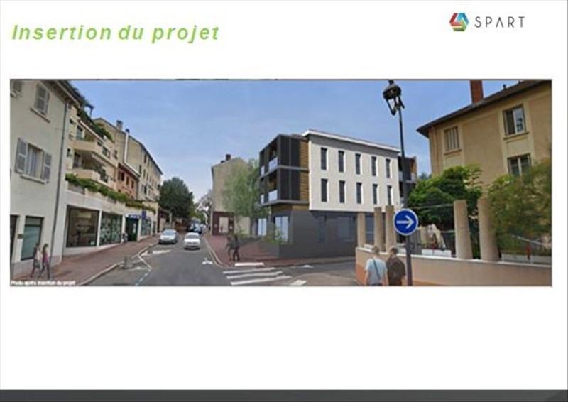 Sale apartment Charbonnieres les bains 299268€ - Picture 1