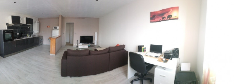 Rental apartment Roche-la-moliere 480€ CC - Picture 6