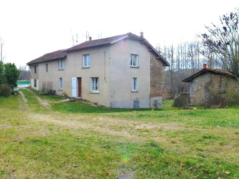 Sale house / villa Chateauneuf de galaure 160000€ - Picture 4