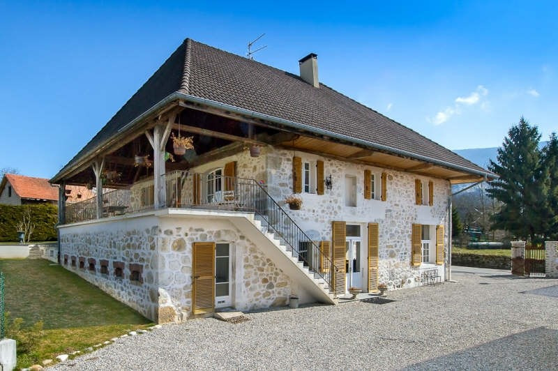 Vente de prestige maison / villa Seynod 1595000€ - Photo 1