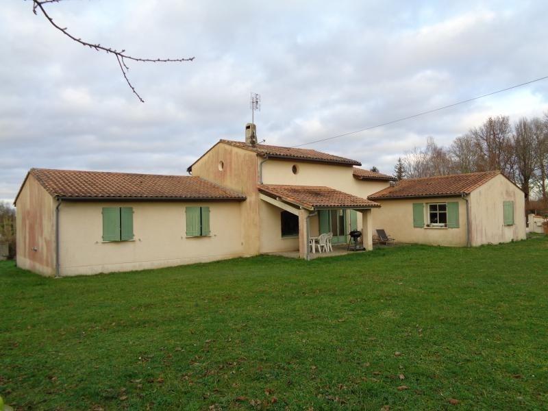 Sale house / villa St andre de cubzac 307000€ - Picture 1
