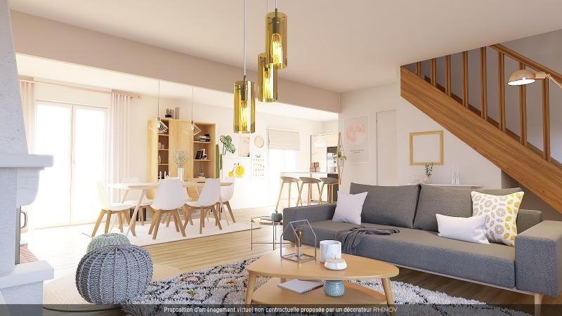 Sale house / villa La chapelle thouarault 224675€ - Picture 3