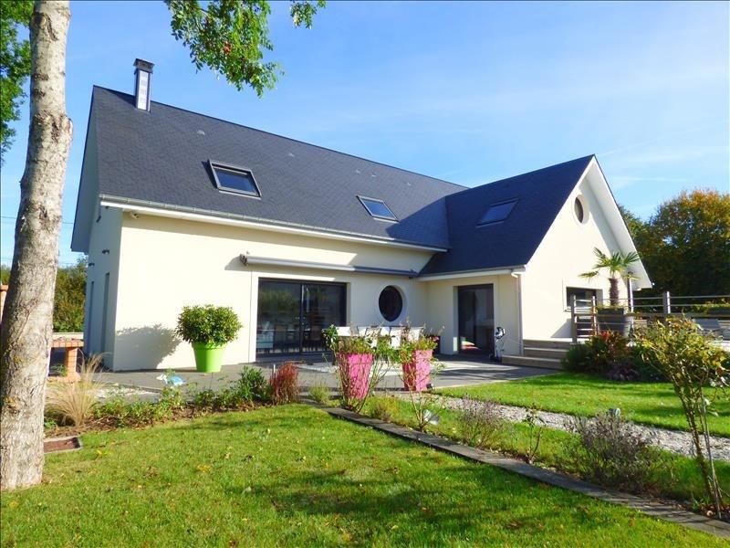 Vente de prestige maison / villa Gonneville sur mer 583000€ - Photo 1