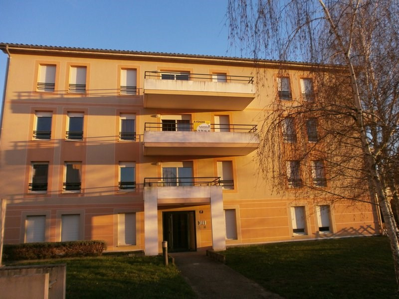 Sale apartment Villefontaine 95000€ - Picture 1