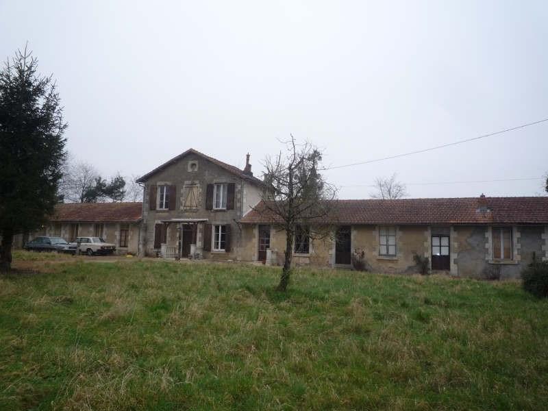 Vente maison / villa Reffannes 140400€ - Photo 1