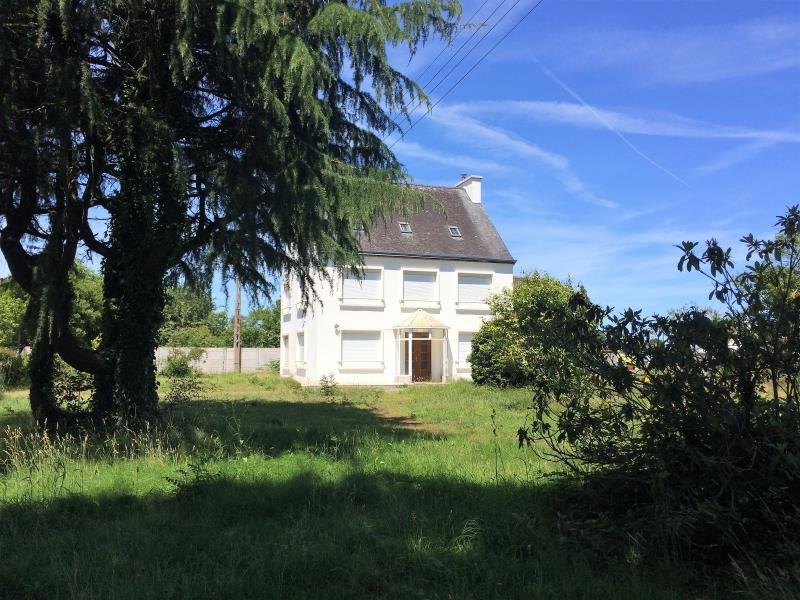 Sale house / villa Mellac 247200€ - Picture 4