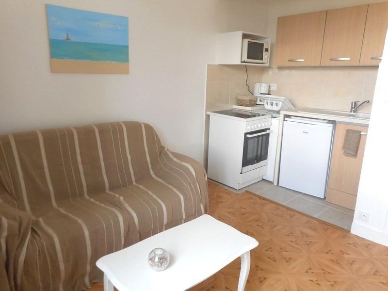 Alquiler vacaciones  apartamento Saint-palais-sur-mer 275€ - Fotografía 2