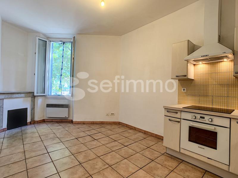 Rental apartment Marseille 16ème 743€ +CH - Picture 1