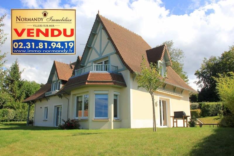 Vente de prestige maison / villa Villers sur mer 675000€ - Photo 1