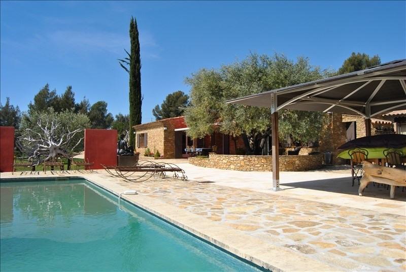Deluxe sale house / villa La cadiere d azur 936000€ - Picture 1