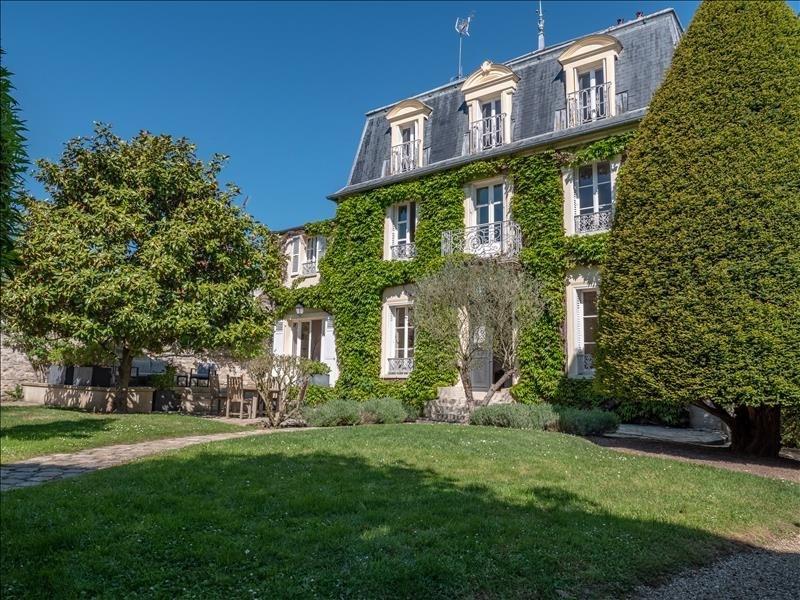 Deluxe sale house / villa Feucherolles 1800000€ - Picture 2