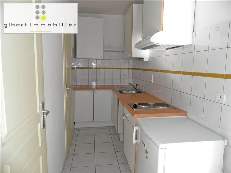 Location appartement Le puy en velay 323,79€ CC - Photo 4