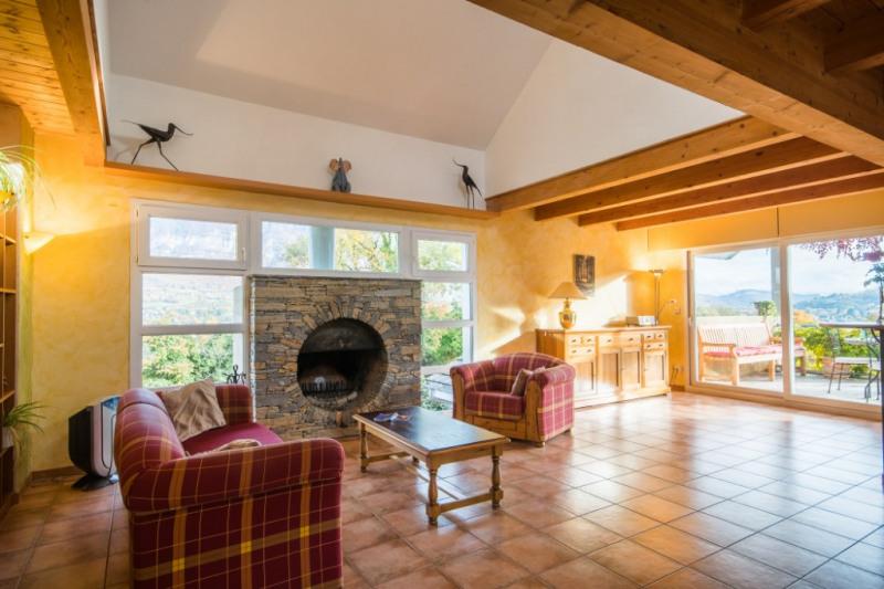 Vente de prestige maison / villa Tresserve 849000€ - Photo 1