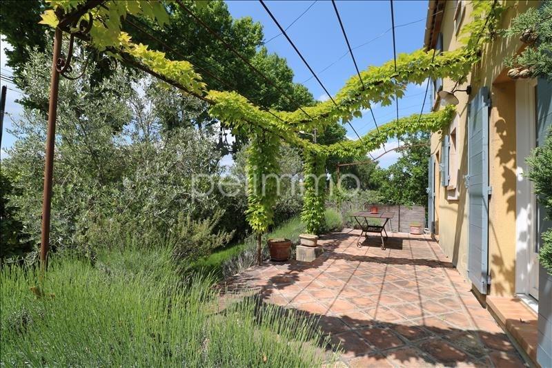 Vente maison / villa Pelissanne 349900€ - Photo 2