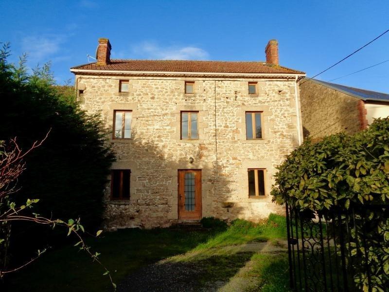 Vente maison / villa Bessines sur gartempe 139000€ - Photo 2