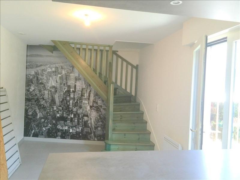 Rental apartment Honfleur 550€ CC - Picture 1