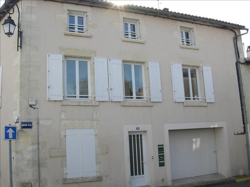 Vente immeuble Pamproux 156 000€ - Photo 1