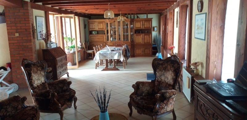 Sale house / villa Campagne de fauquembergues 335000€ - Picture 2
