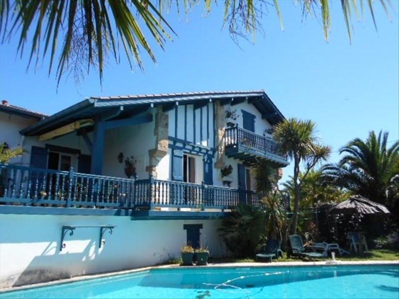 Vente de prestige maison / villa Bidart 898000€ - Photo 1
