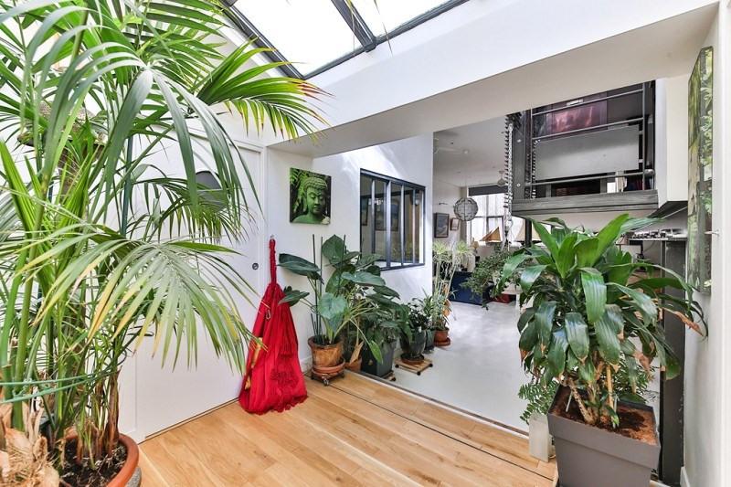 Loft à usage mixte proche de Montmartre