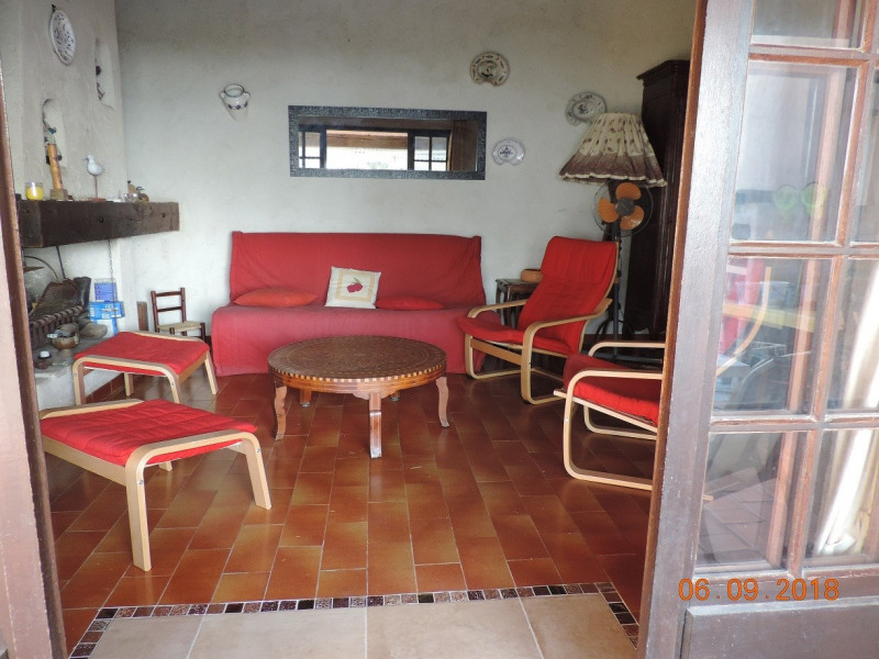 Vacation rental house / villa Les issambres 915€ - Picture 3