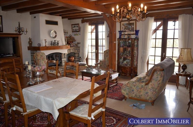 Vente maison / villa St georges sur baulche 415000€ - Photo 1