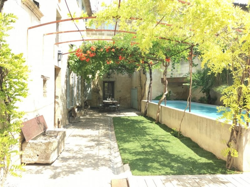 Location maison / villa Barbentane 1 800€ CC - Photo 10