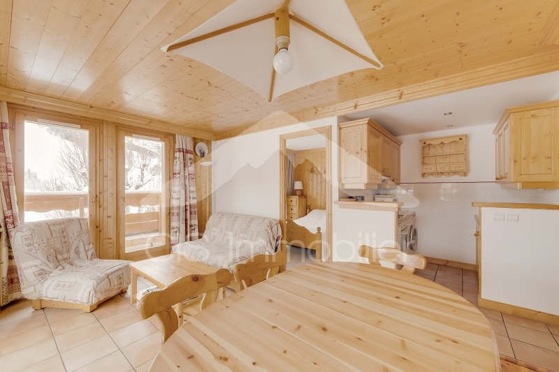 Deluxe sale apartment Meribel 580 000€ - Picture 2
