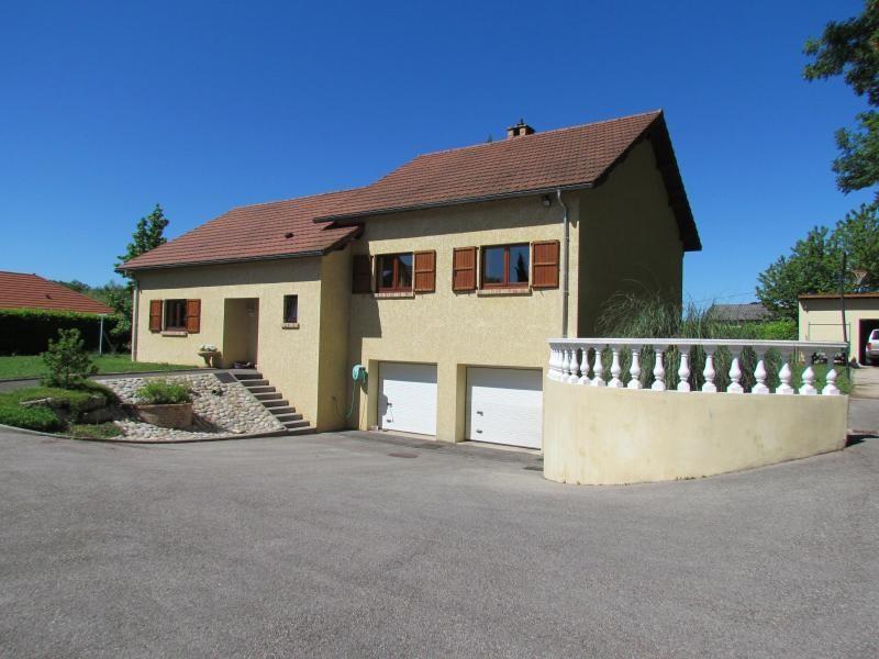 Vente maison / villa La batie montgascon 292000€ - Photo 1