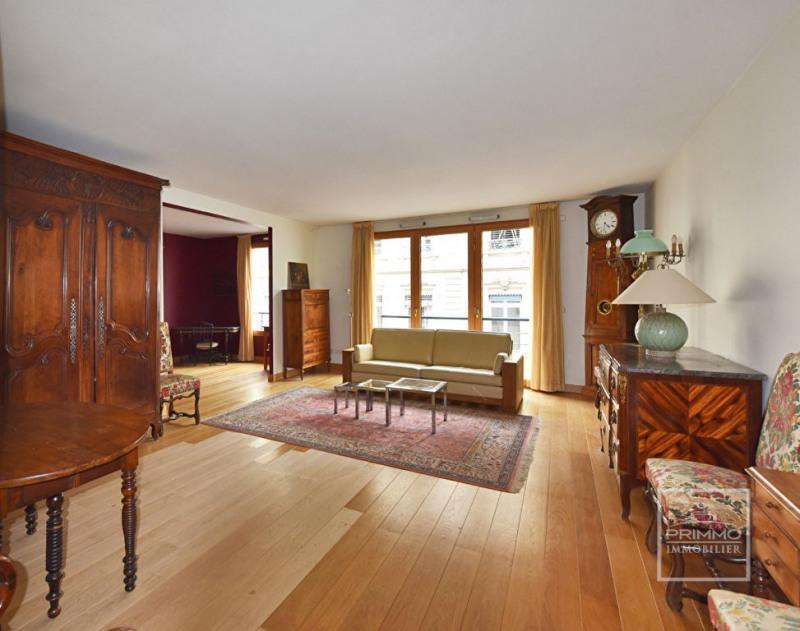 Vente appartement Lyon 6ème 725000€ - Photo 3