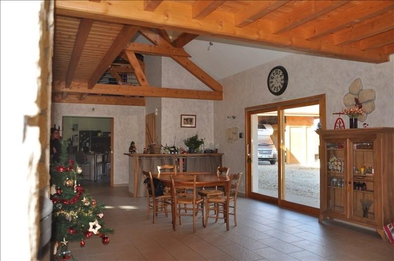 Vente maison / villa St martin du frene 297000€ - Photo 9