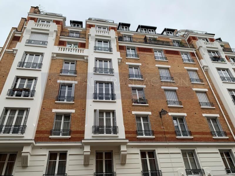 Vente appartement Paris 15ème 70000€ - Photo 1