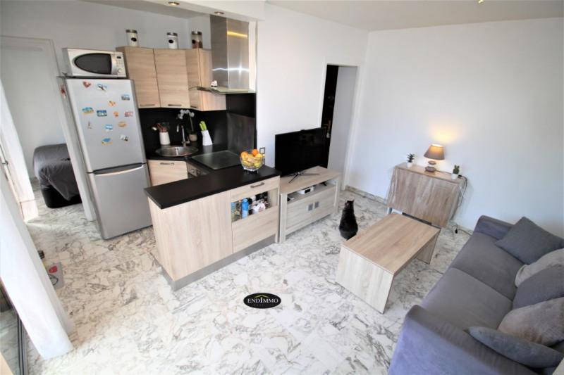 Sale apartment Cagnes sur mer 135900€ - Picture 1