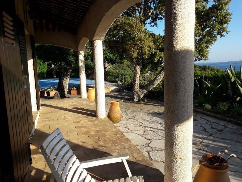 Rental house / villa Les issambres 1400€ CC - Picture 1