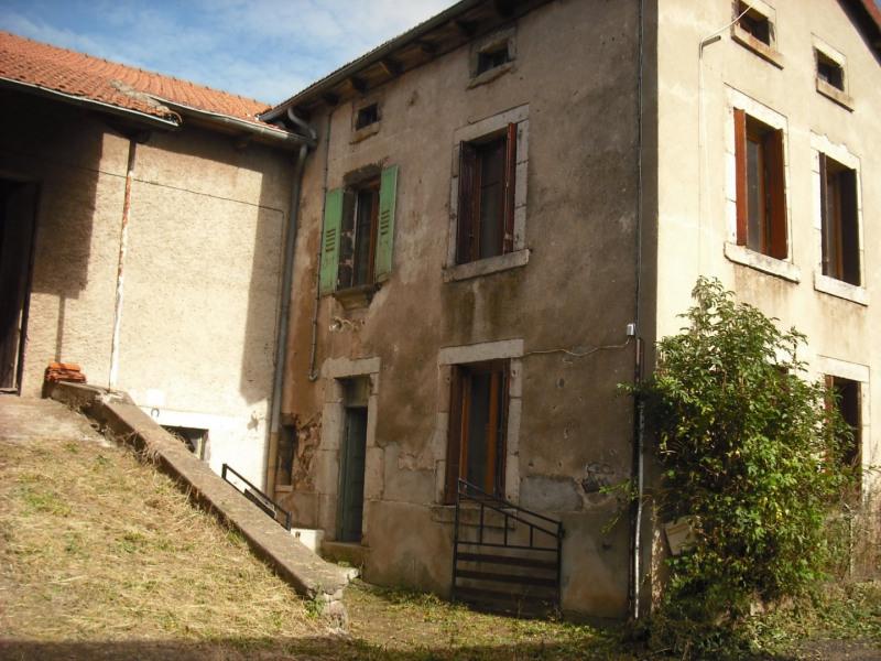 Sale house / villa St martin de fugeres 32000€ - Picture 2