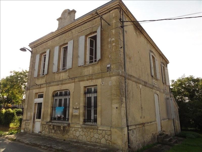 Vente maison / villa Cadillac 150600€ - Photo 1