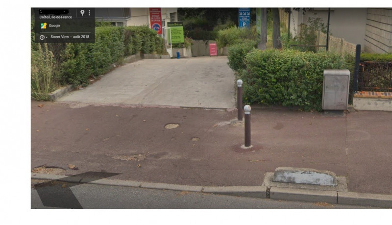 Location parking Creteil 150€ CC - Photo 1