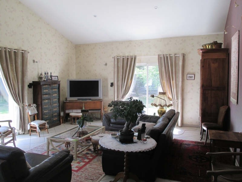 Vente de prestige maison / villa Chauray 436900€ - Photo 2