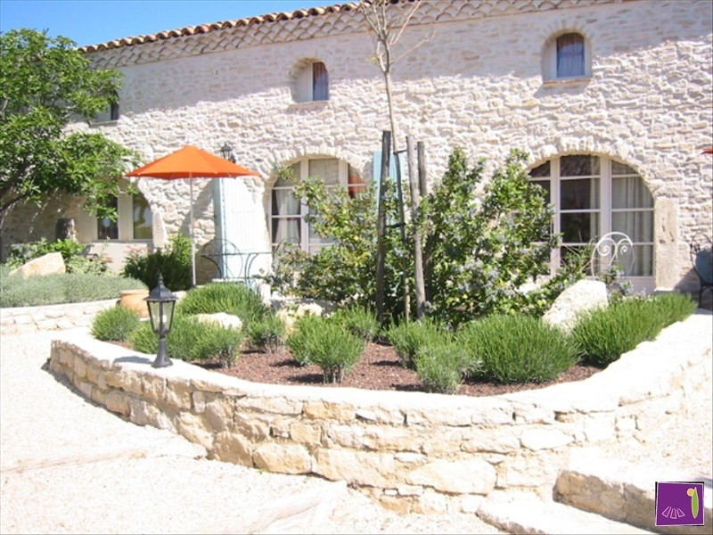 Immobile residenziali di prestigio casa Uzes 1590000€ - Fotografia 12