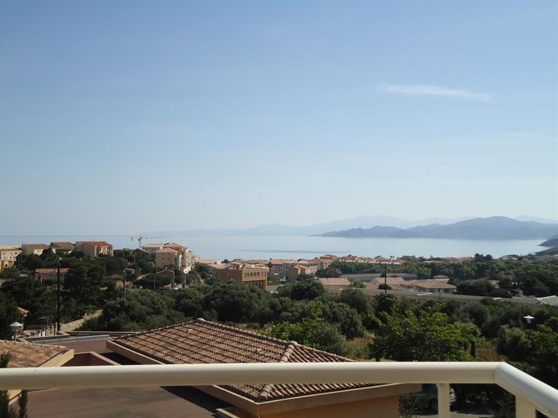 Location vacances appartement Ile-rousse 850€ - Photo 1
