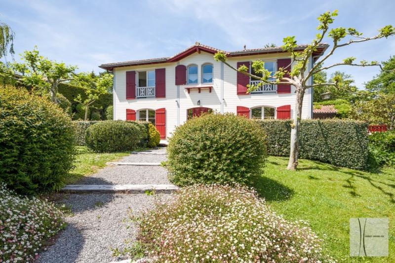 Vente maison / villa Ascain 1525000€ - Photo 1