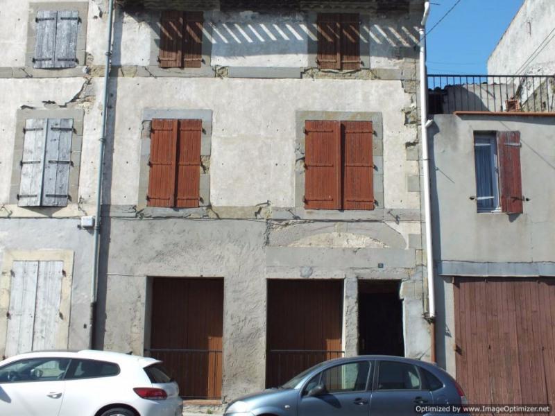 Vente maison / villa Alzonne 40000€ - Photo 2