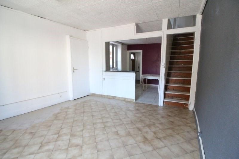 Vente maison / villa Aoste 81000€ - Photo 2