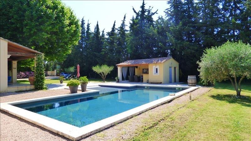 Vente de prestige maison / villa Aubignan 495000€ - Photo 6
