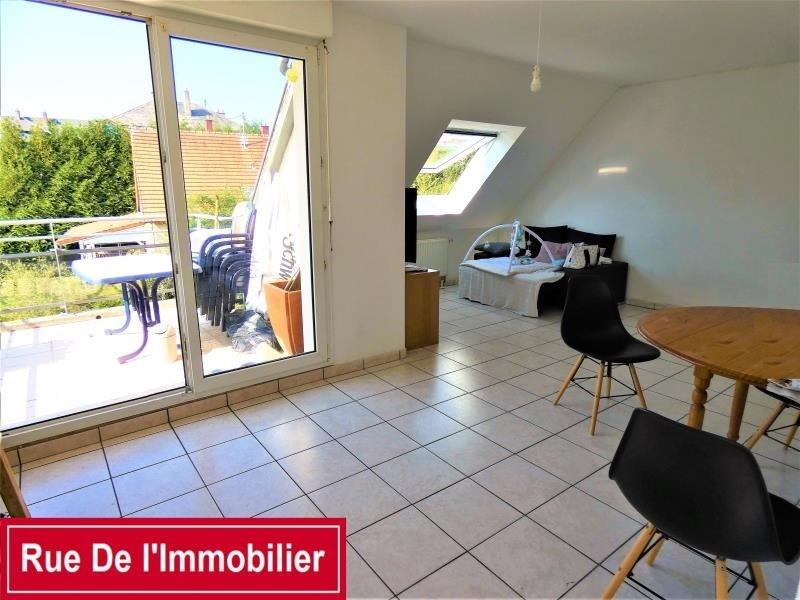 Sale apartment Bouxwiller 144 450€ - Picture 1