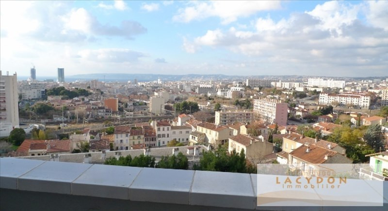Sale apartment Marseille 4ème 126 000€ - Picture 1